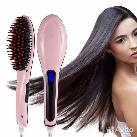Расчёска которая выпрямляет волосы купить