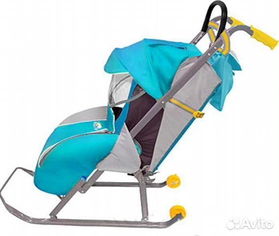 авито санки коляска в новосибирске купить