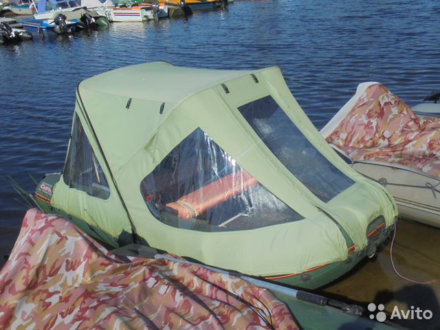 купить лодку катфиш