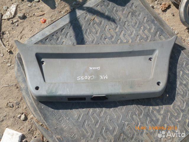Дверь багажника на джили мк кросс