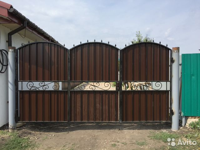 секционные ворота в туймазах
