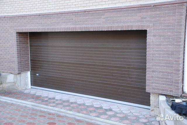 гаражные ворота колывань