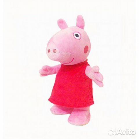 СВИНКА ПЕППА ИГРУШКИ - купить рерру Pig Игрушки