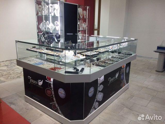Стеклянная витрина ювелир купить в Ставропольском крае на Avito ... a83503b5f22