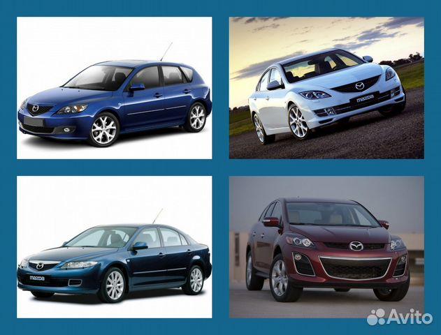 Mazda / Мазда 3.6, CX 5 7 9 -запчасти б. у и новые