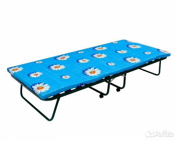 Купить раскладушку с матрасом в спб на авито детский матрас запорожье