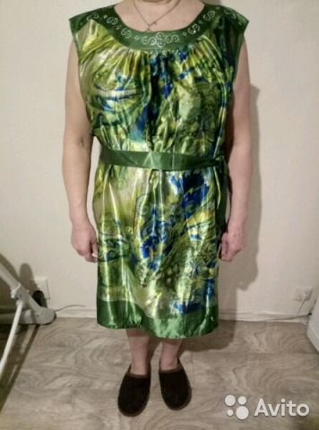 Платье для дома и дачи