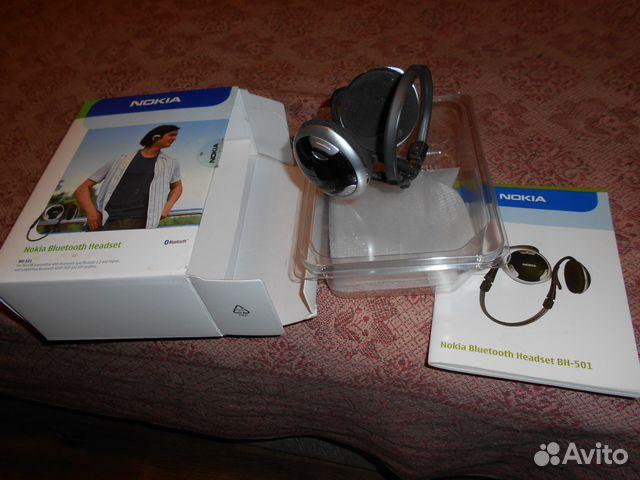 Гарнитура Nokia  fc96650f8242e