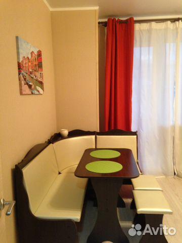 1-к квартира, 42 м², 4/17 эт.