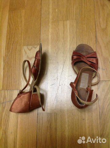 01571862ad790 Туфли для бальных танцев - Личные вещи, Детская одежда и обувь -  Башкортостан, Уфа - Объявления на сайте Авито