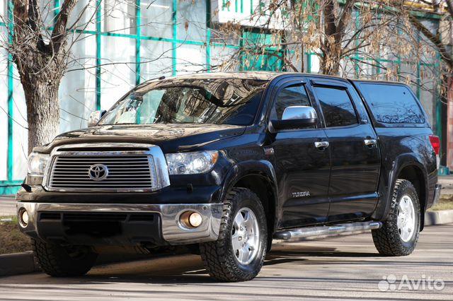 налог на Toyota Тундра 5 7 в москве