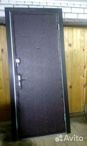металлические двери на мкаде