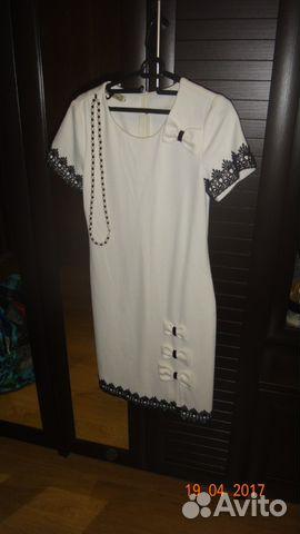 760e47894f3 Платье для девочки р.146 (10-12) лет купить в Москве на Avito ...