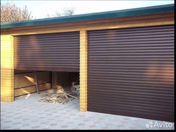 гаражные ворота рольставни г самара