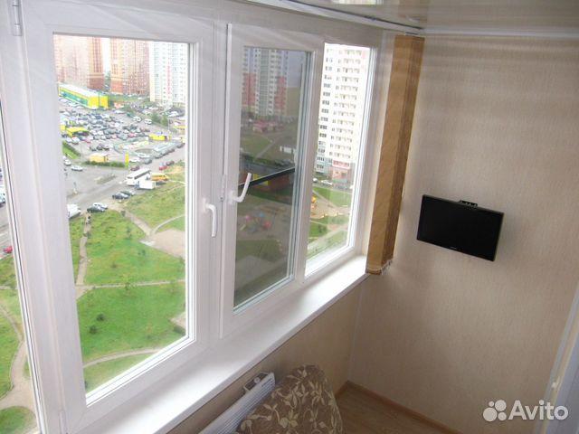 Услуги - остикление благоустройство балконов и лоджий в моск.