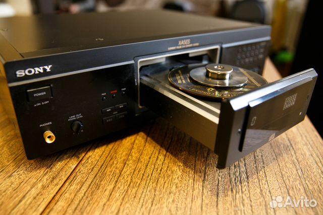 Sony CDP-XA5ES