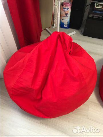 кресло мешок пуф икеа груша Festimaru мониторинг объявлений