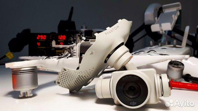 Запасные части phantom 4 pro на avito защита от дождя для коптера mavik