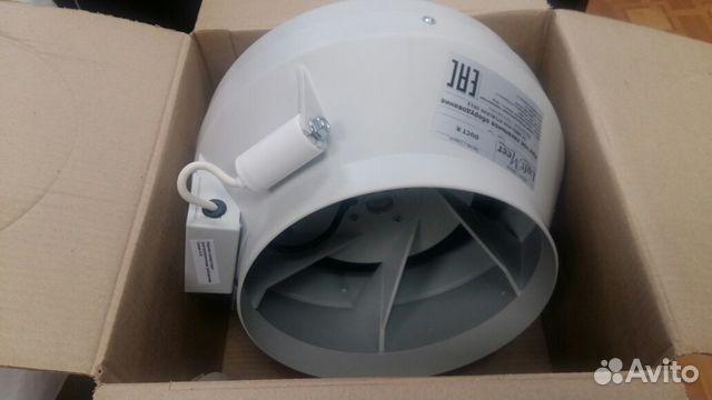 Канальный вентилятор 89608244014 купить 2