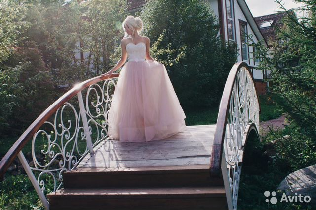 f28c6e7d3c491c5 Свадебное платье, 40-42-44 | Festima.Ru - Мониторинг объявлений