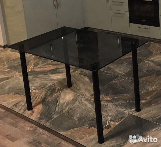 продается стол стеклянный икеа Festimaru мониторинг объявлений