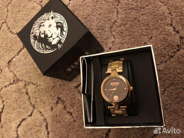 Купить часы версаче на авито купить amst армейские наручные часы