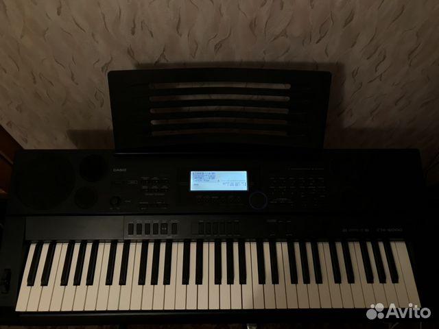 инструкция к синтезатору casio ctk-6000