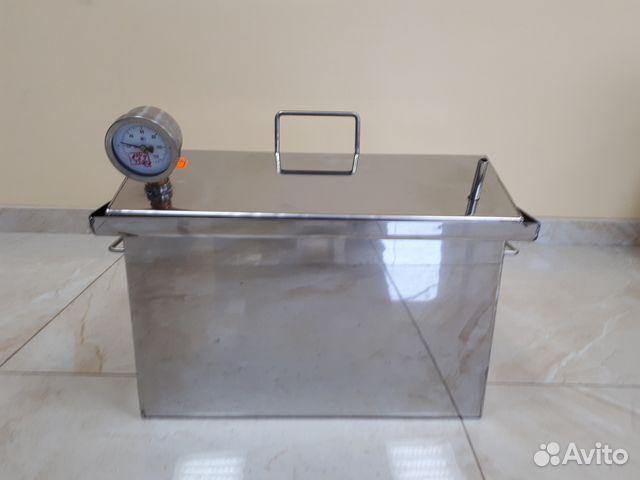Коптильня горячего копчения купить цена на авито как своими руками сделать самогонный аппарат