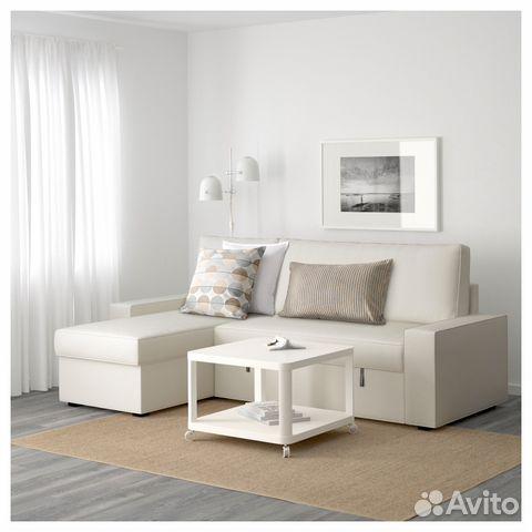 Виласунд Чехол на диван-кровать с козеткой   Festima.Ru - Мониторинг ... 59afdd350b2