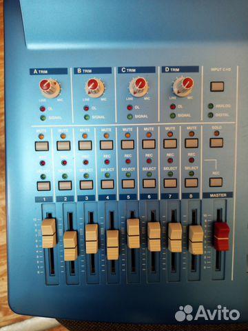 Tascam US-428 звуковая карта, миди-контроллер 89139767854 купить 5