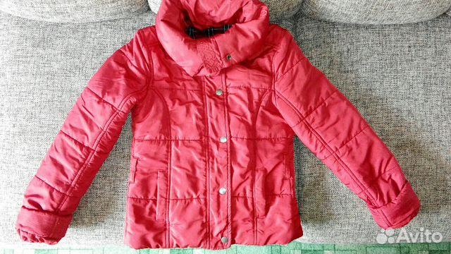 Демисезонная куртка GJ