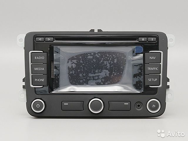 Навигация RNS-315 VW с картами РФ