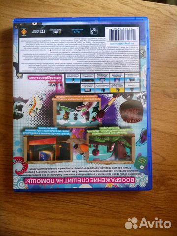 Игра для Sony playstation 4. Little big planet 3 89281991887 купить 4