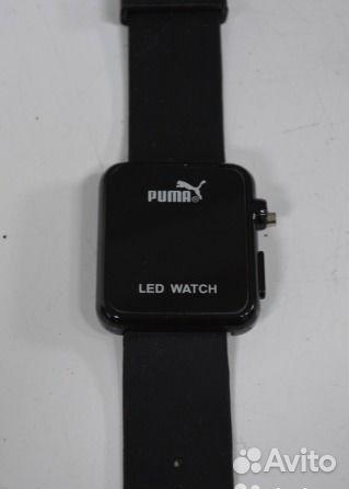 cc37e876 Электронные часы Puma Led Watch купить в Омской области на Avito ...