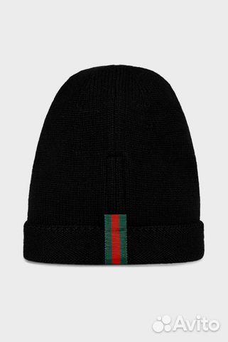 Gucci Оригинал шапка купить в Москве на Avito — Объявления на сайте ... 4be2545c58c