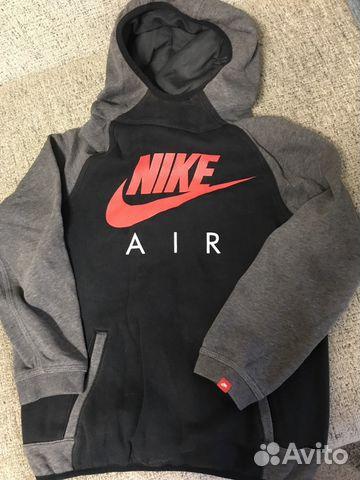 00ecf012 Толстовка Nike Air, 137-147 см, 10-12 лет | Festima.Ru - Мониторинг ...