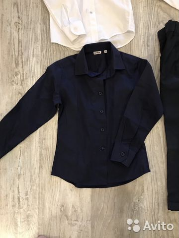 13f32c67aa0 Школьная форма для мальчика (2 рубашки