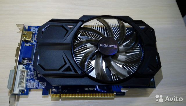 Gigabyte AMD Radeon R7 250 2GB