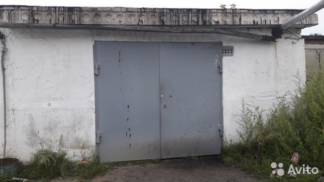 железный гараж иваново