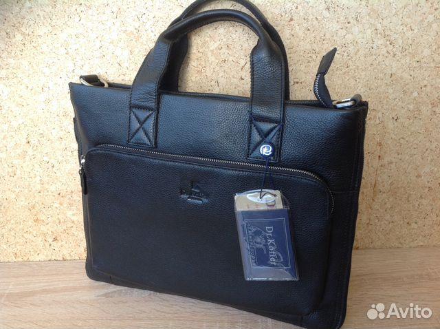 55232e9a66ff Мужская сумка из натуральной кожи | Festima.Ru - Мониторинг объявлений