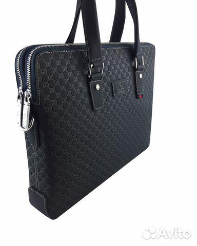 f2b168f88602 Мужская сумка портфель Gucci арт.5096-2 | Festima.Ru - Мониторинг ...