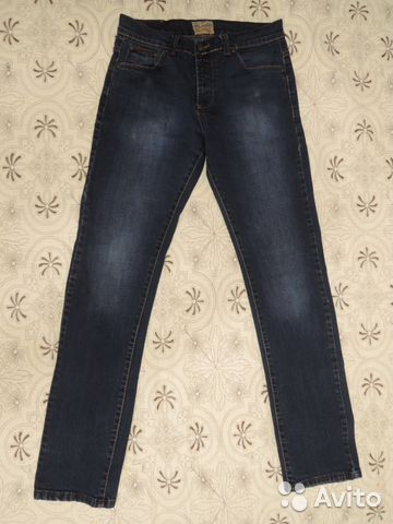 a08e9948ba6 Новые джинсы Wrangler slim w32 l32