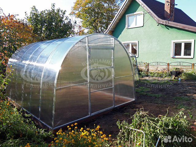 производитель теплиц в московской области