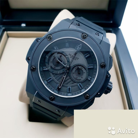 c65e7c2b42da Мужские наручные часы Hublot Big Bang King Power   Festima.Ru ...