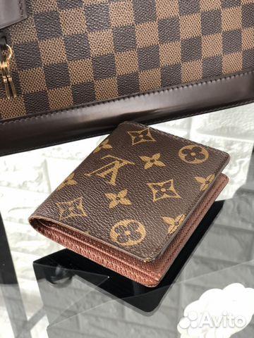 d97181844cbc Кошелек Louis Vuitton. Оригинал купить в Свердловской области на ...