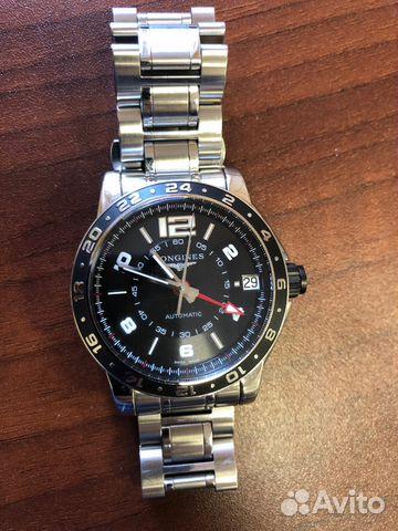 Подержанные часы Longines Admiral