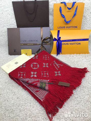 Шарф Louis Vuitton   Festima.Ru - Мониторинг объявлений 215a8a51f95