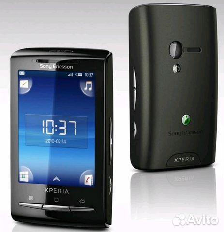 Sony Xperia X10 Mini новый Festimaru мониторинг объявлений