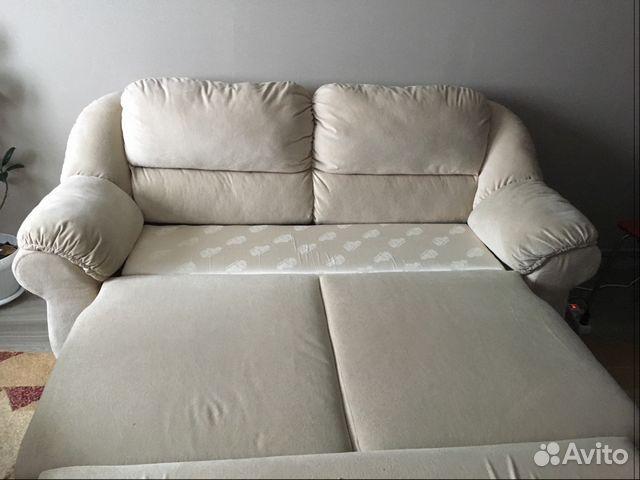 двухместный диван для дома и дачи мебель и интерьер татарстан
