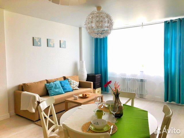 Продается двухкомнатная квартира за 2 985 300 рублей. ул. Александра Невского, Мкр. «Новая жизнь».